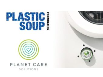 Plastic Soup Foundation enters into collaboration with successful developer of washing machine filters