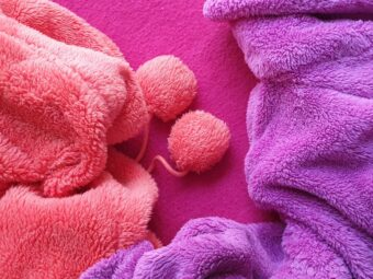 Should you throw away your polyester fleece?